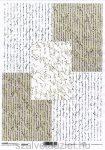 Decoupage papír D0155M