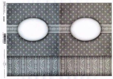 Decoupage papír D0548M
