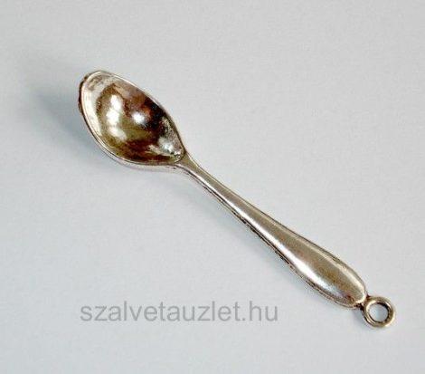 Kanál ezüst színű f1283
