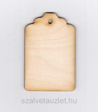 Fa címke 5,5*8,5 cm f1859