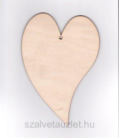 Fa NAGY francia szív f1865