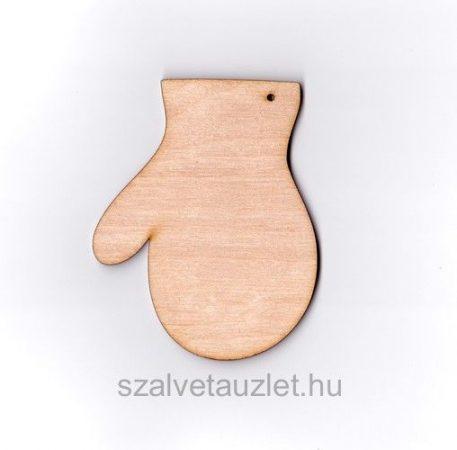 Fa kesztyű 10 cm f3632