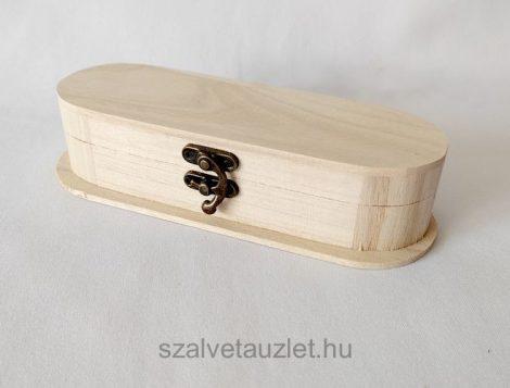 Fa tolltartó doboz f5052