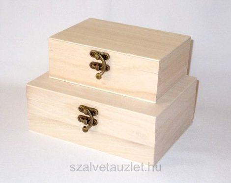 Fa doboz szett 2 db-os f5595