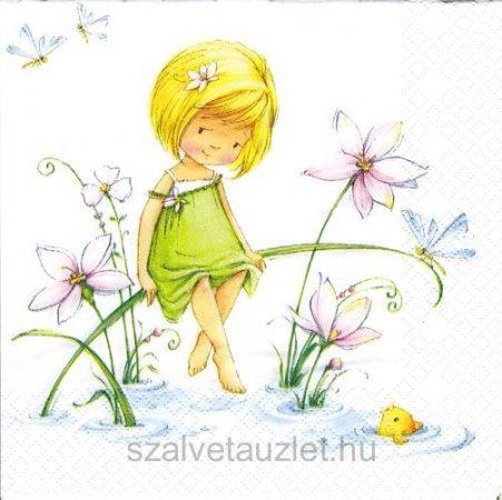 Szalvéta i4608 Little Sister