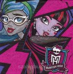Szalvéta i5449 Monster High II.