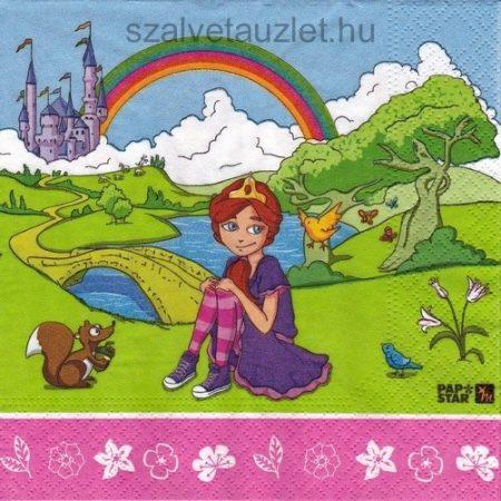 Szalvéta i8909