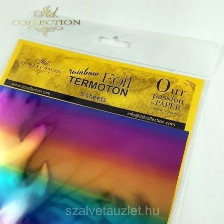 Transfer Fólia Rainbow p0014