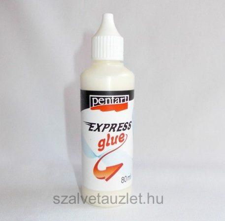 Express glue (gyors ragasztó) 80 ml  p1352