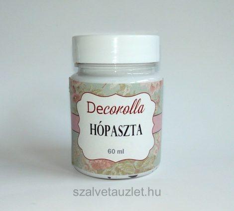 "Hópaszta 60ml ""Decorolla"" p1600"
