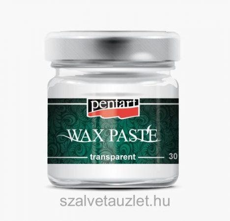 Viaszpaszta színtelen 30 ml p2133