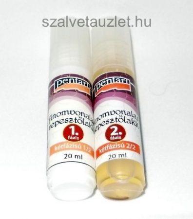 Finomvonalas repesztőlakk 20 ml p2475
