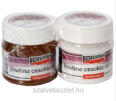 Finomvonalas repesztőlakk 50 ml p2703
