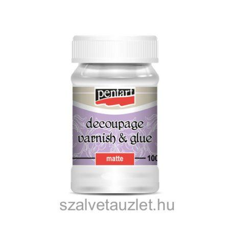 Decoupage ragasztólakk MATT 100 ml p8165