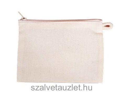 Textil Papírzsebkendő tartó 15*11 cm p9278