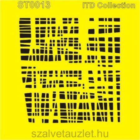 Stencil ST0013