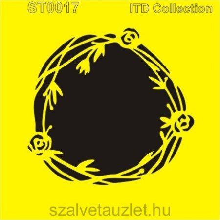 Stencil ST0017