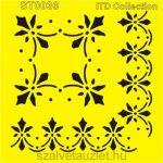 Stencil ST0036