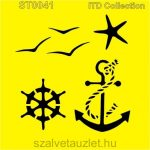 Stencil ST0041