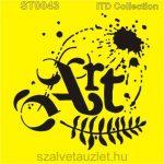 Stencil ST0043