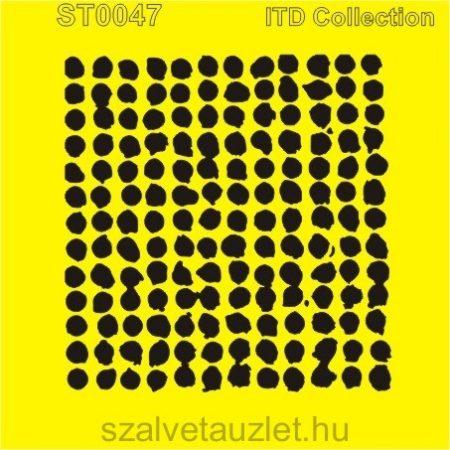 Stencil ST0047