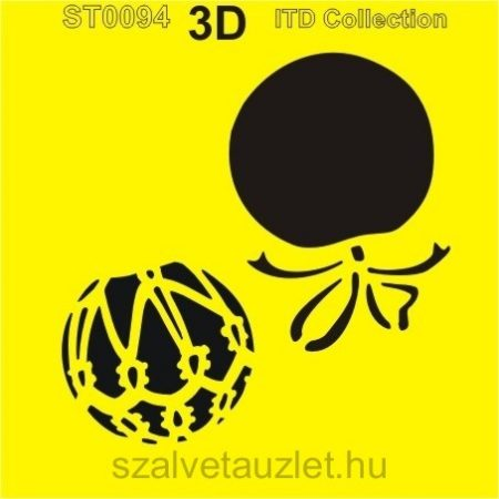 Stencil ST0094
