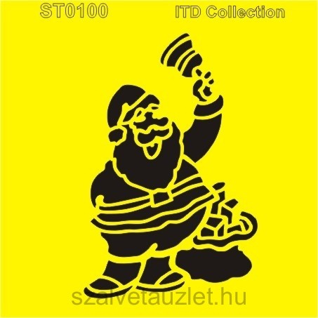 8e312642f8 Stencil ST0100 - Szalvéták és decoupage kellékek árusítása nagy ...