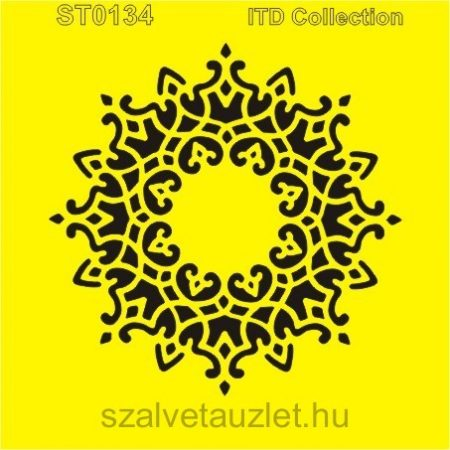 Stencil ST0134