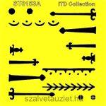 Stencil ST0153