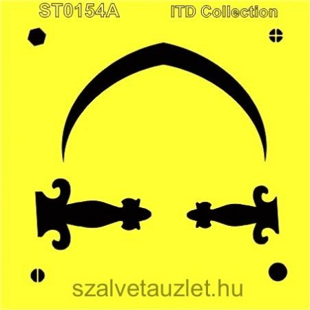 Stencil ST0154