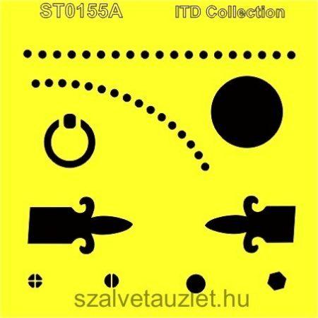 Stencil ST0155
