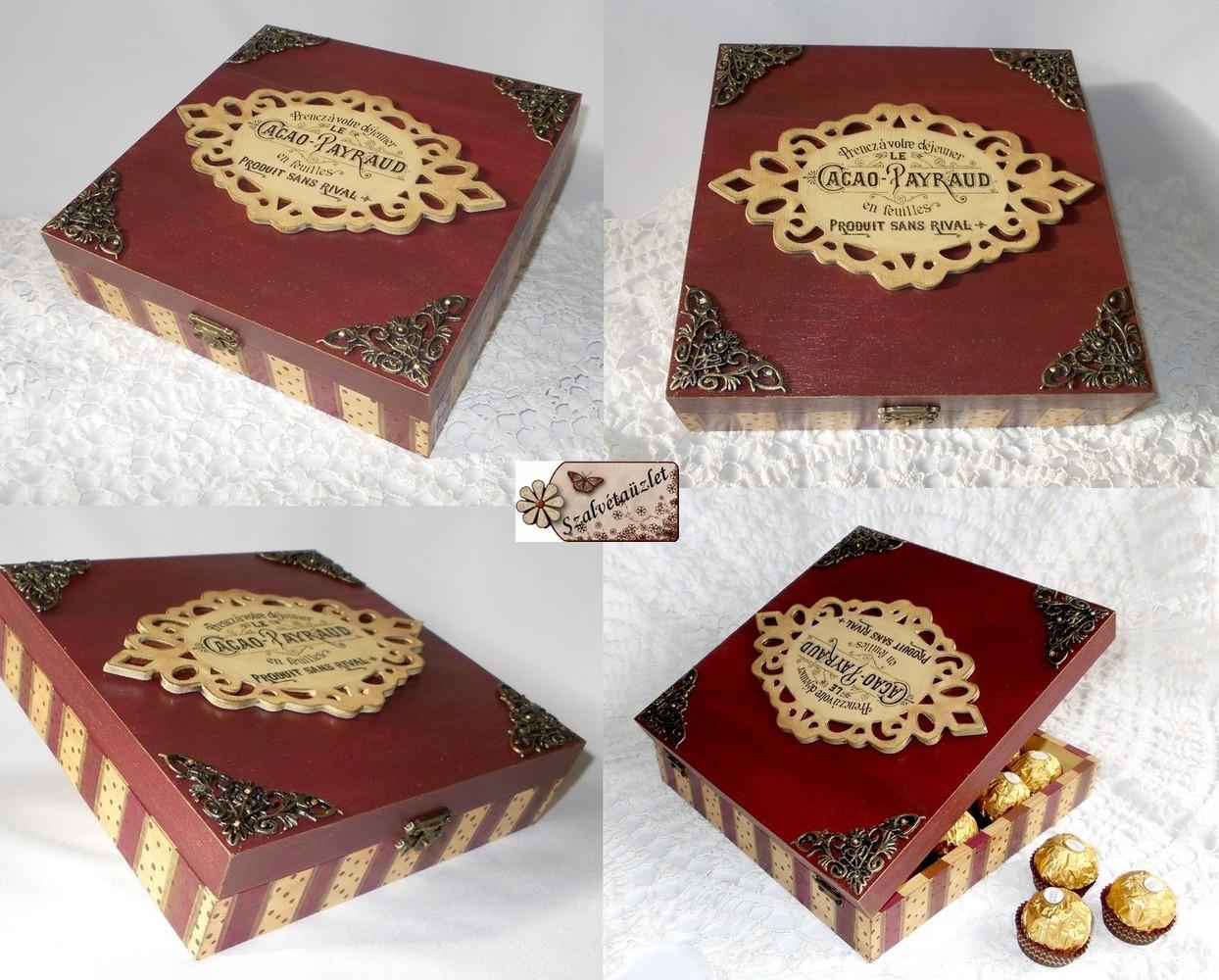 Csokis doboz
