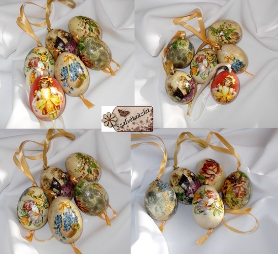 Húsvéti tojásmix